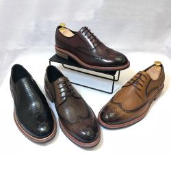 协利 2019年新款男士商务皮鞋 M28C3-902X M23C5-H M28C1-903X M28C1-932X