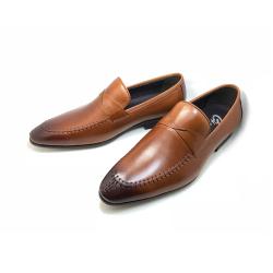 协利 2019年时尚商务皮鞋 XR113