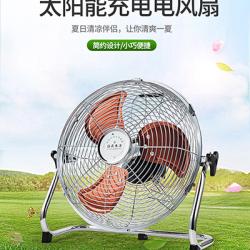 旋风生活 无线电风扇炉 可充电流动车载风扇