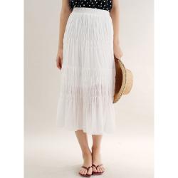 晴舒 2019年最新款半身裙 CYK190401112
