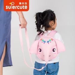 supercute 潜水料-部落象背包 SF065