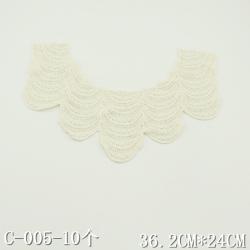 唐隆 棉衣领 C-005-10个-36CM