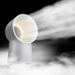 宏博 小晴空无叶风扇 加湿补水低燥 LED夜灯