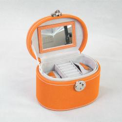 onebox 时尚大容量便携式多功能首饰收纳箱 SAP51545