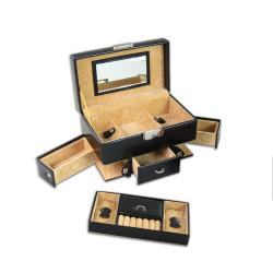 onebox 高檔時尚大容量多功能首飾收納箱 SAP22038