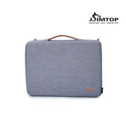 Simtop 商务时尚手提防水耐磨电脑包 S1001-C01/C02 13/13.3/14/15.6寸