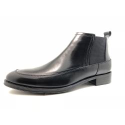 协利 2019年新款男士舒适透气皮鞋靴子 XR821