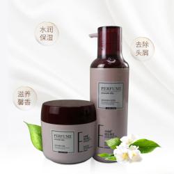 花纶肌润 维生素E 500ml洗发乳 护发素 发膜