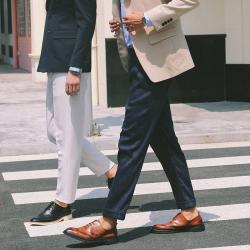 UNDERCROXX 時尚氣質男士西褲 9356