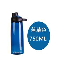 补水大师 运动水壶便携居家休闲水杯男夏季学生健身大容量杯子女功能运动水杯 750ML