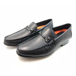 协利 2019年新款男士商务皮鞋 YM1803-1B