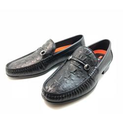 协利 2019年新款男士商务皮鞋 YM1803-3