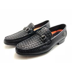 协利 2019年新款男士商务皮鞋 YM1832-7