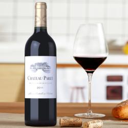法国帕瑞特古堡干红葡萄酒2014ChâteauParet Grand Vin De Bordeaux 750ml