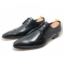 协利 2019年新款男士商务皮鞋 XRA506