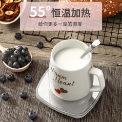 乐聪 55度智能自动恒温加热暖杯垫