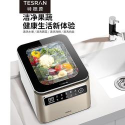 特锶源 果蔬清洗机T-GSJ-X8 水果蔬菜海鲜肉类洁净杀菌