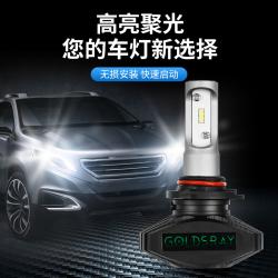 GOLDSRAY汽车大灯 CSP燈珠 防水省电GL111 系列LED