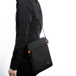 Simtop 防水耐磨单肩斜挎ipad包 S1014 10.5寸