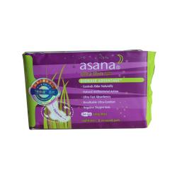 阿莎娜迷你巾180/阿莎娜夜用360卫生巾 任意两包组合9.40包邮 下单备注