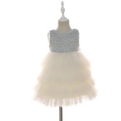 牧遥秋冬款气质羊毛无袖可爱公主纱裙 932013