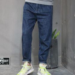 独有主见 现货2020新款时尚潮男宽松萝卜牛仔长裤 635718