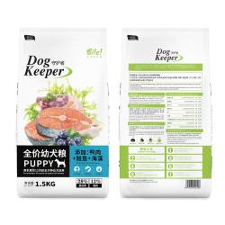 守护者幼犬粮1.5kg鸭肉+鲑鱼+海藻