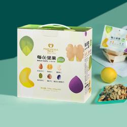 雪白仁/PureandWell每日坚果元气版750g含25g*30包营养好搭配