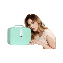 光简有品LED紫外线消毒包pu皮个性时尚家用收纳旅行便携内衣化妆工具奶瓶消毒