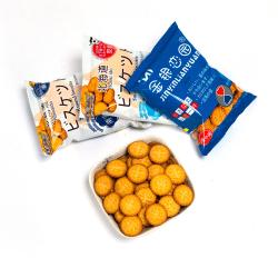 金银恋园小圆饼干低热量粗粮消化饼干