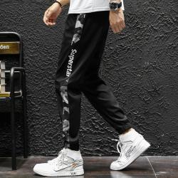 2020春夏新款时尚大方潮流潮男气质个性男装休闲裤 K9206