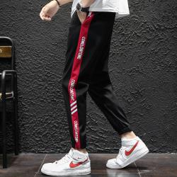 2020春季新款时尚大方潮流潮男气质个性男装休闲裤 K9207