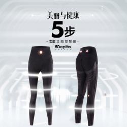 雅雅芭莎.立翹塑-5D 聚暖黑科技收腹提拉緊實燃脂美型提臀