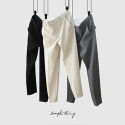 UNDERCROXX 2020新款时尚气质男士休闲西裤长裤 9819