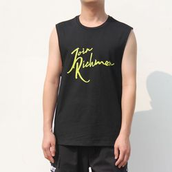 独有主见 2020夏季新款时尚气质纯棉圆领宽松短袖T恤男潮 721113