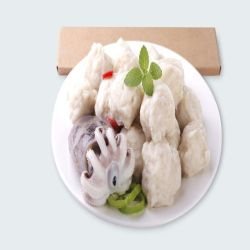 墨魚丸章魚丸深海魚丸魚豆腐4包套餐火鍋食材火鍋丸子