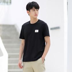 VTO 新款经典时尚气质文艺版休闲男款短袖T恤 WZ3058