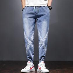 806 牛仔裤 显身材束脚热销春夏流行款