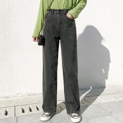 981 阔腿裤 网红同款显瘦遮肉个性有型舒适大气