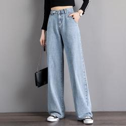 1988 阔腿裤 明星同款拖地完美修饰腿型显腿长