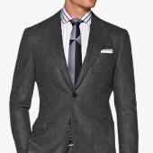 AujacSon奥杰逊 日系定位领带男士桑蚕丝时尚个性休闲潮流