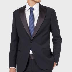 AujacSon奥杰逊 高端商务经典条纹男士领带