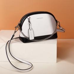 女包包2020春款新品潮流时尚单肩包女韩版贝壳包斜挎包 L047