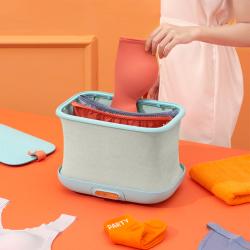 貝康 塔羅仕 除菌干衣盒 便攜折疊 三重除菌