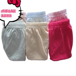 (6条装)新款女士内裤纯棉可爱小清新纯色内裤批发 3016#