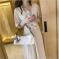 露雅思 女包新款2020法棍包腋下包韩版时尚女士单肩包配小马 8332