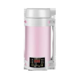 慧喜 JB-2801多功能电热水杯旅行宿舍小型迷你家用便携式恒温调奶器