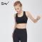 S&W 吸排速干排汗提拉收副乳运动健身瑜伽美背内衣女 18AW8011W