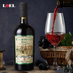 卡曼达蕾雅利口红酒15%塞浦路斯国礼酒(2014年)Commandaria Alasia 75cl