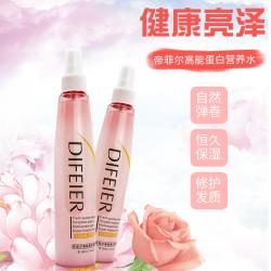 帝菲尔高能蛋白营养水保湿修护头发
